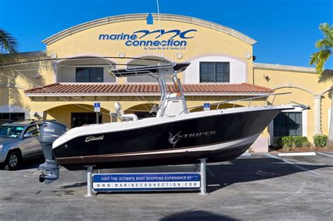 Boat Storage West Palm Beach by Used 2007 Seaswirl 2101 Striper Center Console Boat For