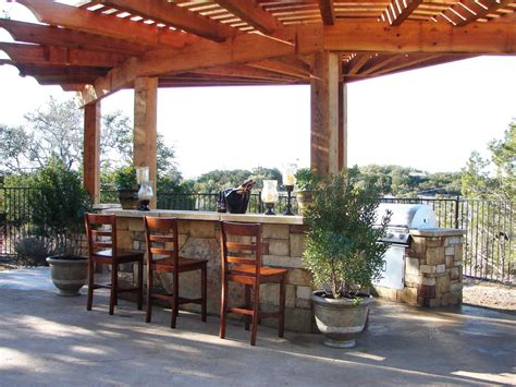 Outdoors Bar :  Pictures & Ideas From Hgtv