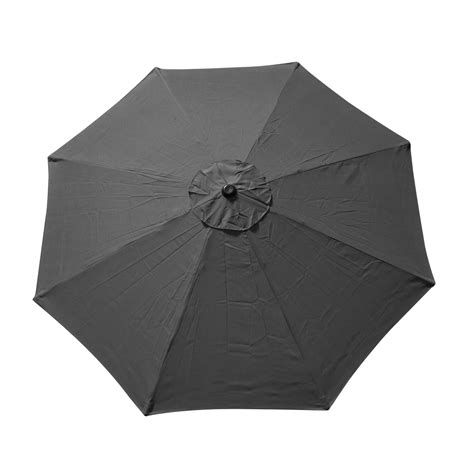 new umbrella replacement cover canopy 9 ft 8 ribs top