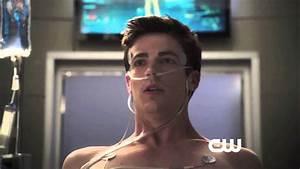 'The Flash' Star Grant Gustin Talks 'Arrow' Crossover ...
