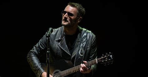 Eric Church On Timely New Song And Political 'anger
