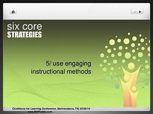 Six Core Strategies