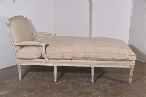 18th c louis xvi chaise lounge at 1stdibs