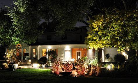 Outdoor Lighting : How To Design The Landscape Lighting