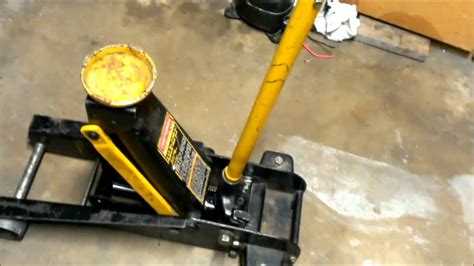 how to fix a leaking floor