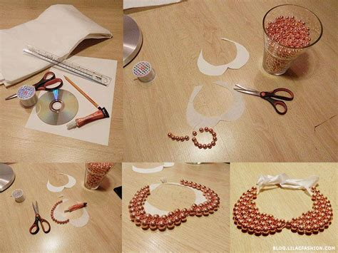 21 Diy Collar Necklace Ideas