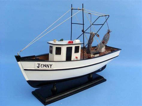 Shrimp Boat Jenny by Forrest Gump Jenny Shrimp Boat 16 Quot Model Boat Forest