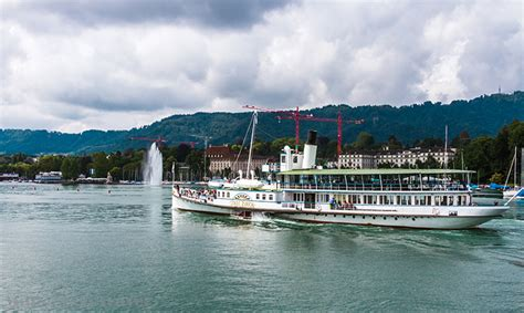 Ship Zurich Lake by Swiss Travel Images From A Lake Zurich Cruise