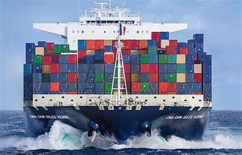 cma cgm c 233 l 232 bre ses 35 ans avec l inauguration du jules verne mer et marine