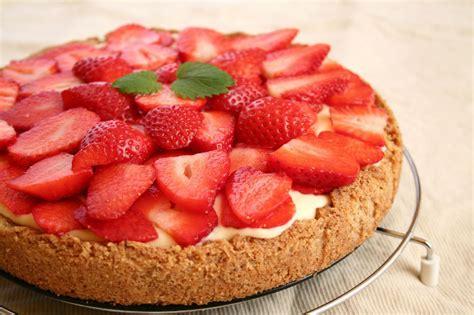 tarte fraises et mascarpone topsante