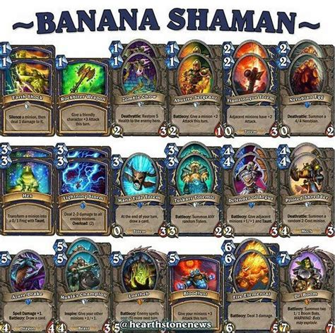 17 best images about hearthstone decks on spotlight hunters and