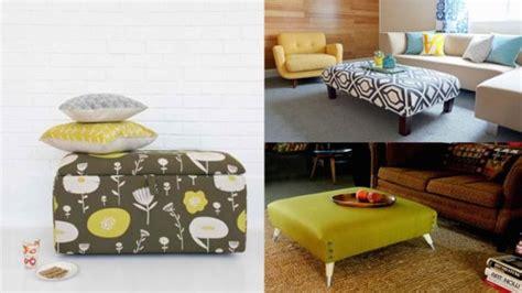 50 Creative Diy Ottoman Ideas