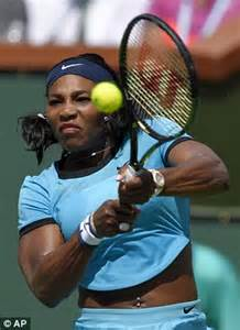 Serena Williams, it's the men who are underpaid in tennis ...