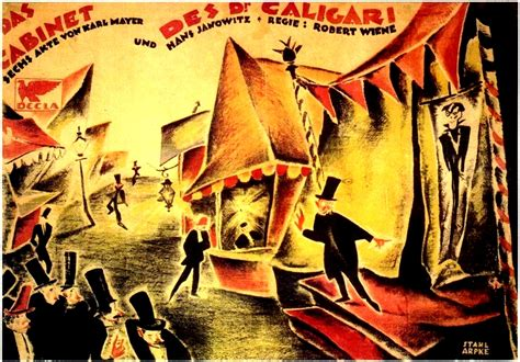 the cabinet of dr caligari marker