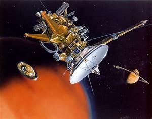 News | European Space Agency's Huygens Probe Set to Detach ...