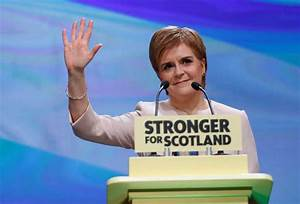 Sturgeon vows SNP will achieve Scottish independence after ...