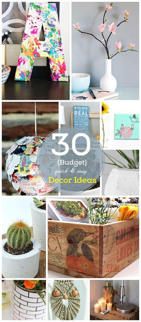 30 diy home decor ideas on a budget click for tutorial easy and creative decor ideas