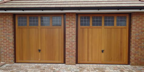 Wooden Garage Doors  Kingston Upon Thames Surrey
