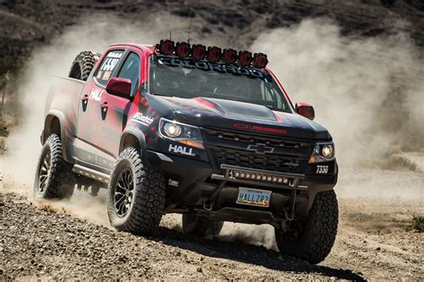 Chevy Colorado Zr2 Is Going Desert Racing For The First