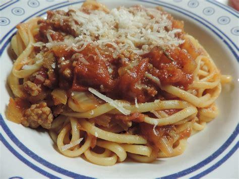 sauce bolognaise pour les p 226 tes la cuisine de ponpon rapide et facile