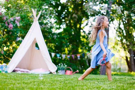 Kinder Im Garten Sonnenschutz Für Den Nachwuchs › Das