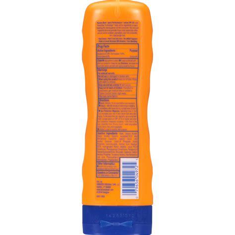 Does Banana Boat Sunscreen Have An Expiration Date by Coppertone Sunscreen Expiration Date