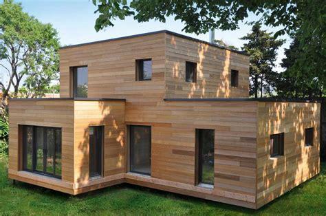 maison ossature bois 224 prix maitris 233 eco logis concept r 233 gion paca