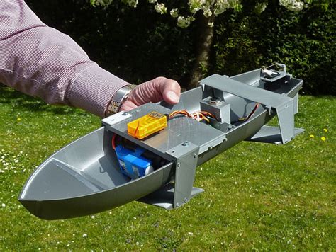 Hydrofoil Rc Boat Plans by Hydrofoil Boat Rc Experimental By Wersy Thingiverse