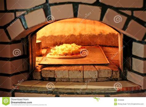 four de pizza photos libres de droits image 4160668