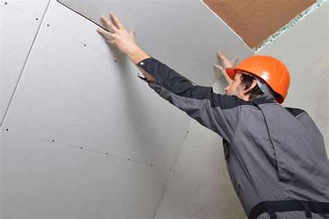 faux plafond ba13 caract 233 ristiques installation prix ooreka