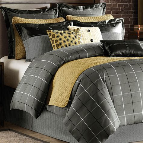 hton hill by jla home saville row comforter set