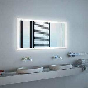 Spiegel Mit Integrierter Beleuchtung : badezimmerspiegel mit led beleuchtung typ noemi spiegel id ~ Markanthonyermac.com Haus und Dekorationen