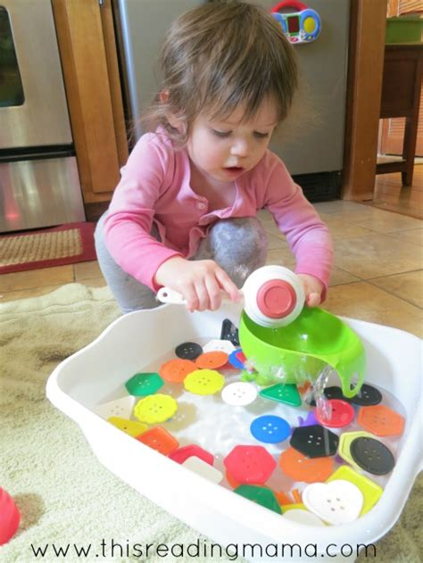 20+ Simple Toddler Activities