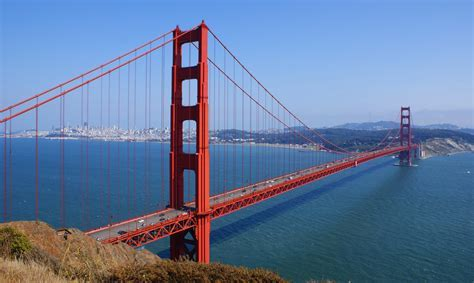 Golden Gate Bridge by wojtekww on DeviantArt