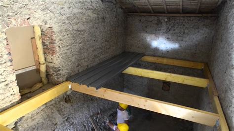 dalle de bois pour plancher mzaol