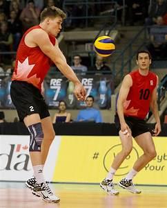 FIVB World League Gavin Schmitt, Freddie Winters, Gord ...