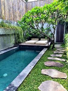 Mini Pool Design : 25 best ideas about small backyards on pinterest small backyard landscaping small backyard ~ Markanthonyermac.com Haus und Dekorationen