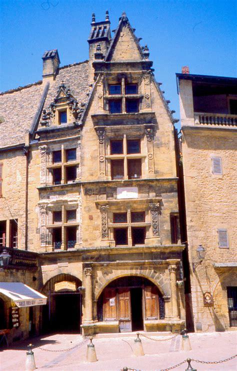 la maison de la bo 233 tie sarlat p 233 rigord noir dordogne flickr