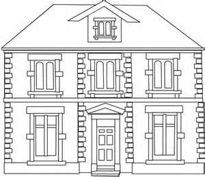 coloriage maisons les beaux dessins de meilleurs dessins 224 imprimer et colorier page 3