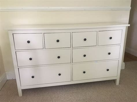 Ikea Hemnes Chest Of 8 Drawers, White, 160x95 Kids Bed Frame With Drawers Best Drawer Dividers Extruded Aluminum Pull Mirror Dresser Beach Knobs Antique Tallboy Chest Of Kitchen Cabinets Replacement Wood Lateral File Cabinet 4