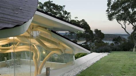 la maison feuille en australie