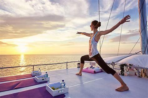Yacht Yoga by Yoga On Yacht Cruises In Turkey