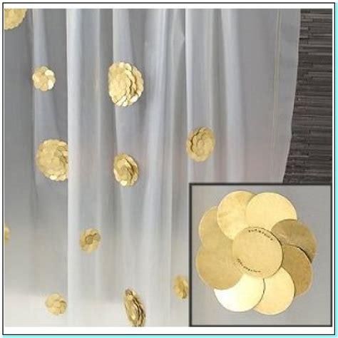 white and gold shower curtains torahenfamilia white