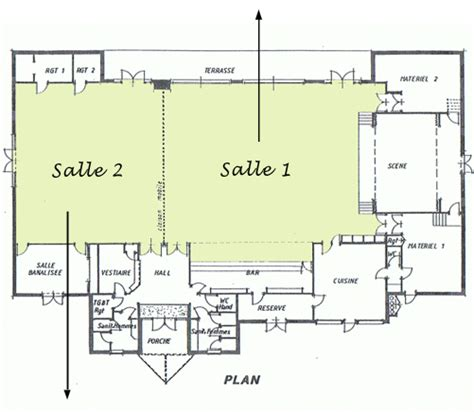 salles 224 louer