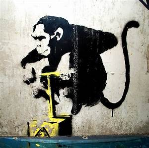 Who is He? About Banksy: Famously Anonymous Street Artist ...