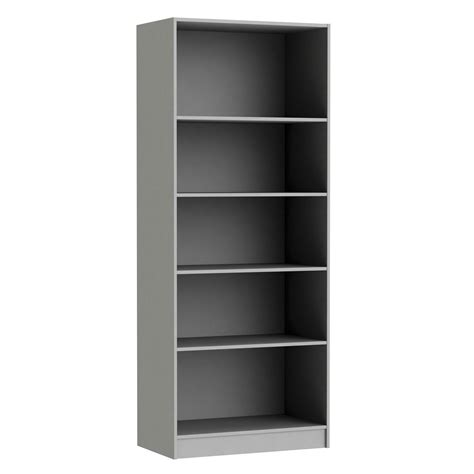 caisson spaceo home 200 x 80 x 45 cm anthracite leroy merlin