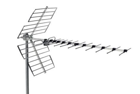 antennes tnt gamme terrestre