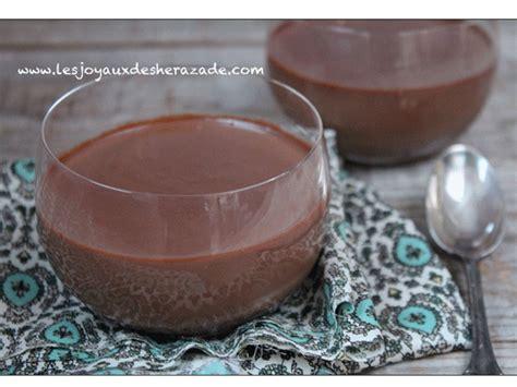 cr 232 me au chocolat facile les joyaux de sherazade