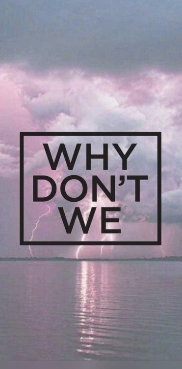 Why Don't We Lockscreens Tumblr