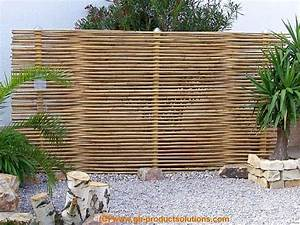 Bambus Edelstahl Sichtschutz : bambus sichtschutz eleganter bambuszaun von gh product solutions bepflanzung beispiel ~ Markanthonyermac.com Haus und Dekorationen